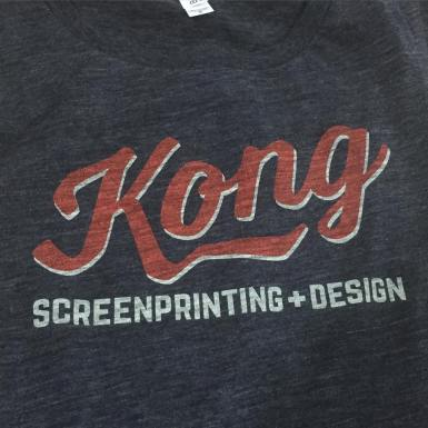 Kong Screenprinting